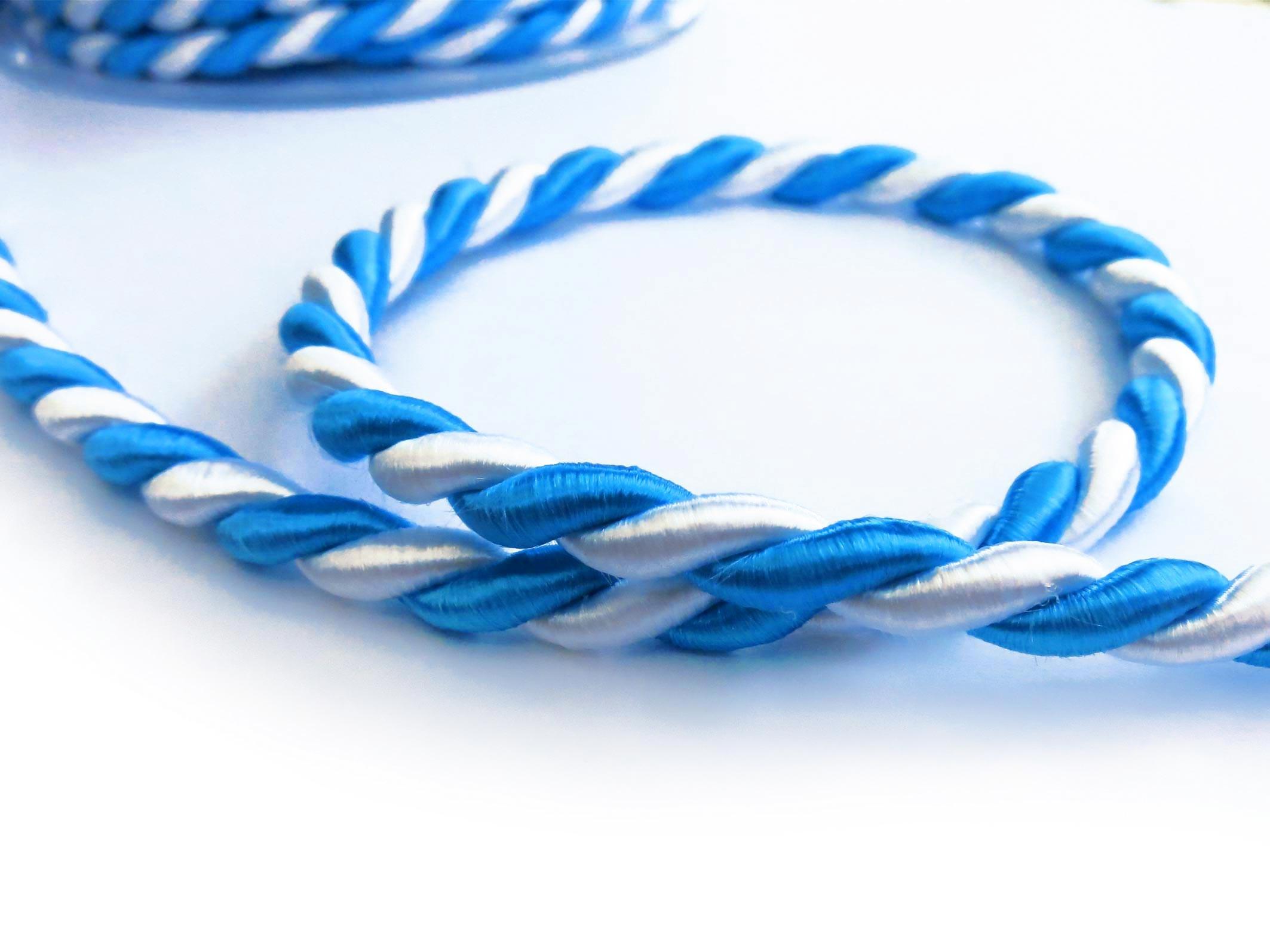 Ungewöhnlich Blau Weißer Streifen Mit Draht Ideen - Elektrische ...