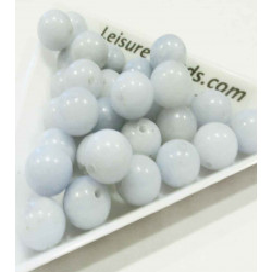 5x Amazonit Perle 8mm Natursteinperlen - Schmuckzubehör
