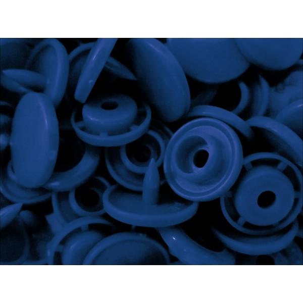 10x dunkelblaue kam snaps gr e t 5 gr e 20 plastik. Black Bedroom Furniture Sets. Home Design Ideas